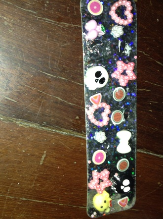 nail accessories smelly stickers nail stickers