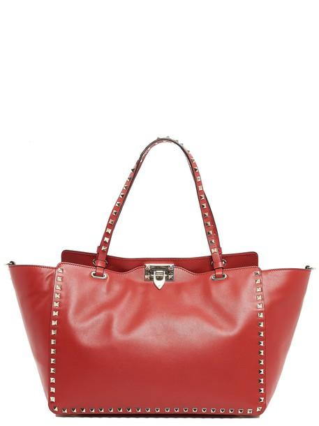 Valentino Garavani red bag