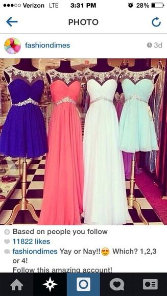 dress blue dress diamonds classy dress