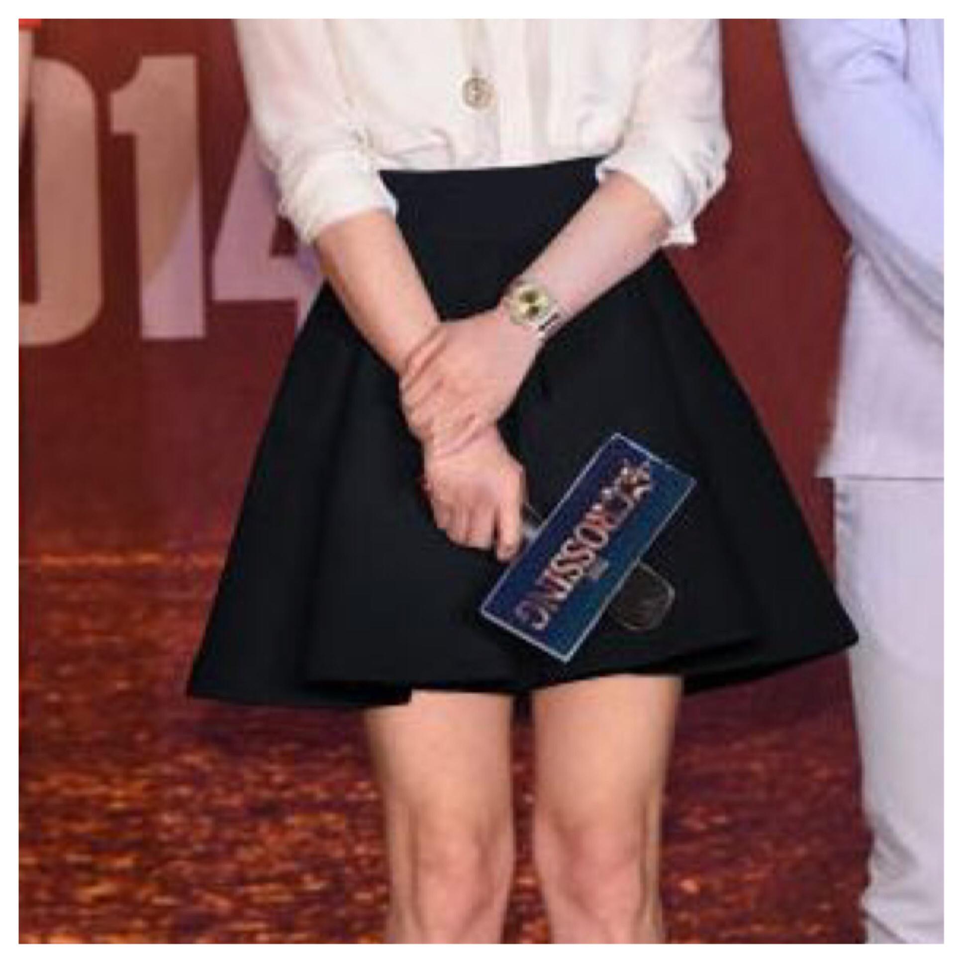 Waisted mini skirt from doublelw on storenvy