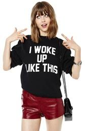 sweater,jumpsuit,hoodie,sweatshirt,black,shirt,beyonce
