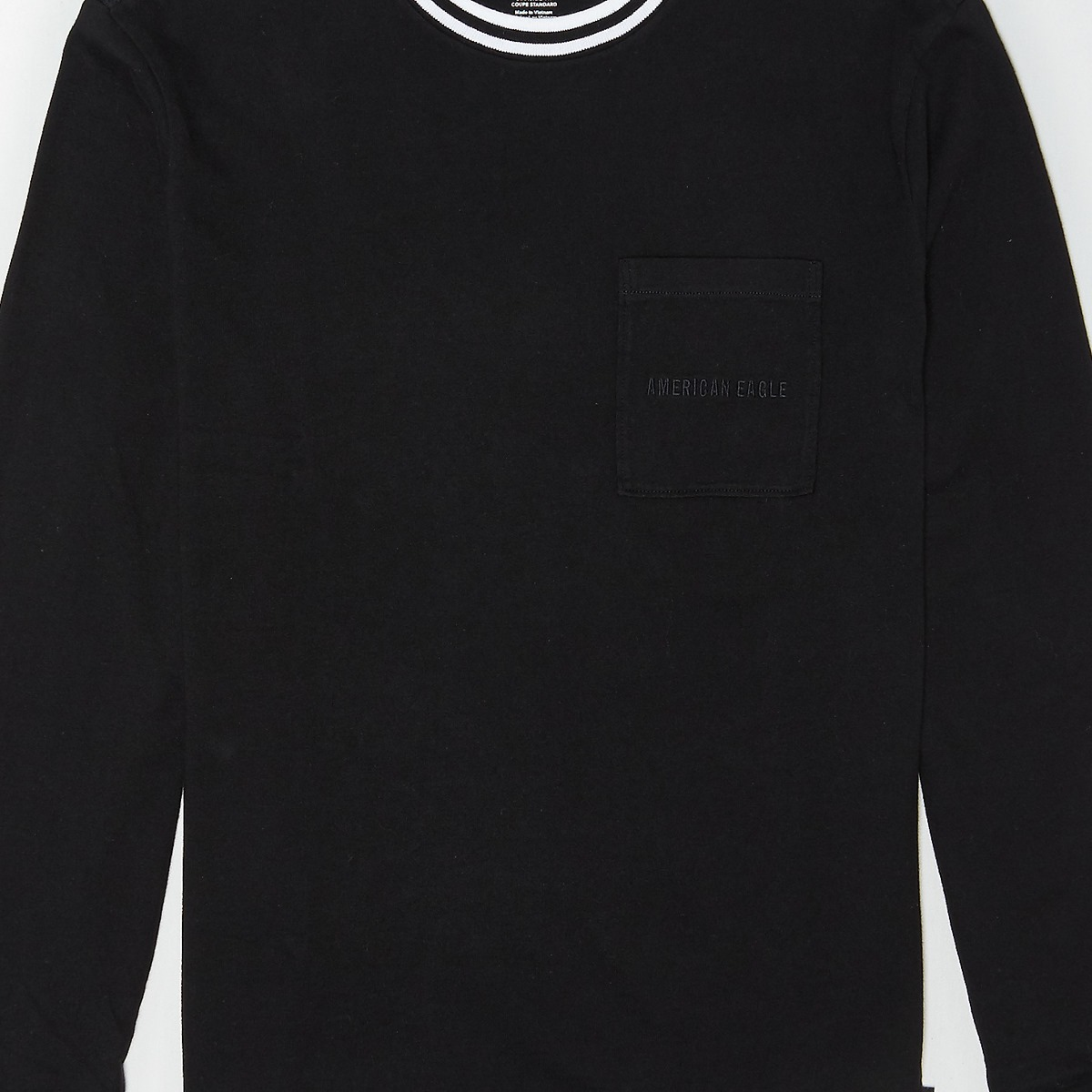 AEO Long Sleeve Pocket T-Shirt