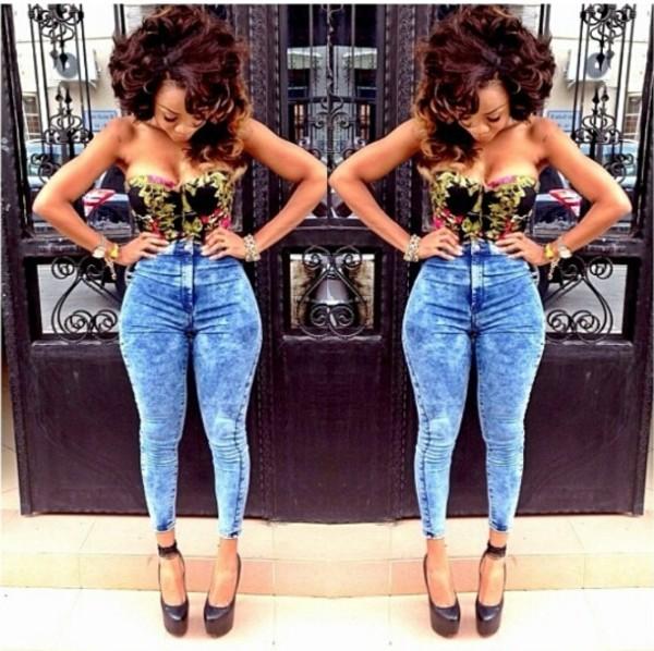 blouse pants