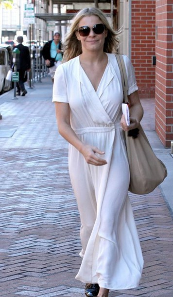 summer outfits leann rimes maxi dress white dress dress