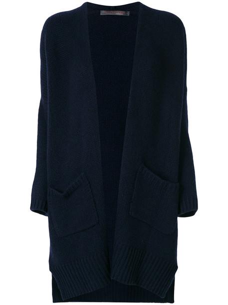 Incentive Cashmere cardigan long cardigan cardigan long women classic blue sweater