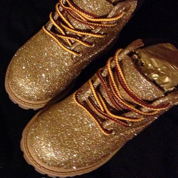 Timberland Boots Glitter