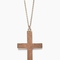 Big cross pendant in  collections riot girly at nasty gal