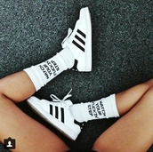 shoes,adidas,socks,adidas originals,sneacker,black and white dress