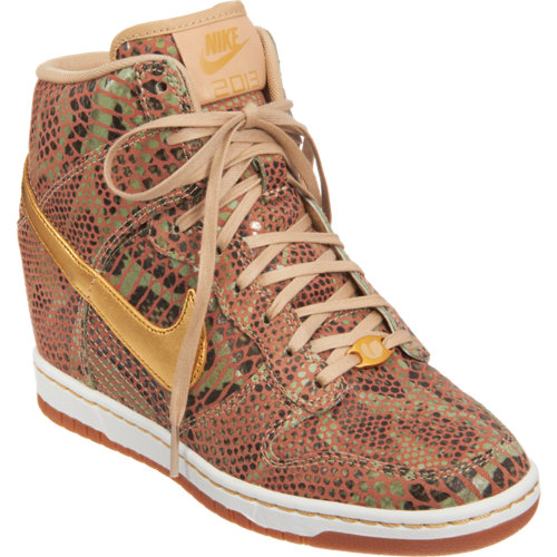 Nike dunk sky high qs wedge at barneys.com