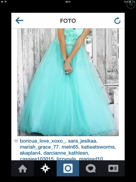 dress blue dress light blue beautiful prom dress