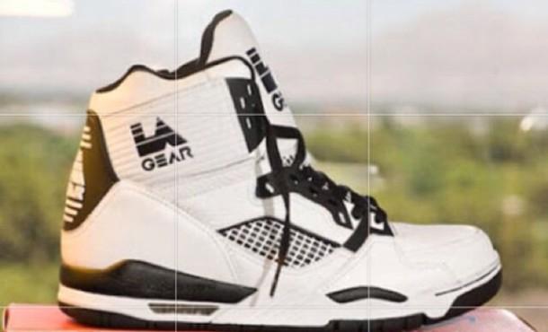 shoes l.a.gear n.43