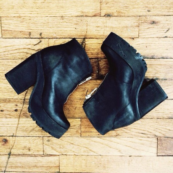 shoes wedge heel black black shoes black boots black wedges boot wedges