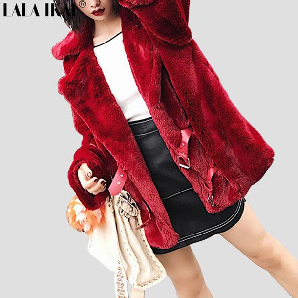 coat fur coat