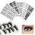 False Eyelashes x 60 Pairs – Outfit Made