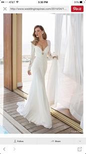 dress,the orchid collection,wedding dress,2014,julie vino dresses,maxi dress