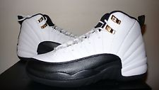 "Air Jordan Retro 12 XII ""Taxi"" GS PS 153265 125 Sz 1y 7Y Kids Playoff Bred Cool 