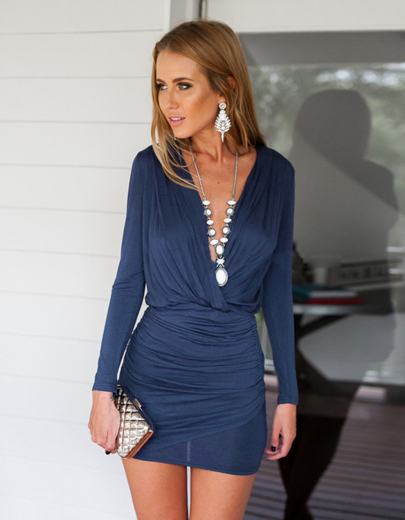 Rouged Bodycon Dress – Dream Closet Couture