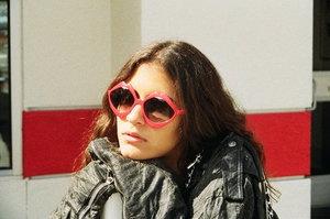 Petit lapin jagger wild mouth sunglasses