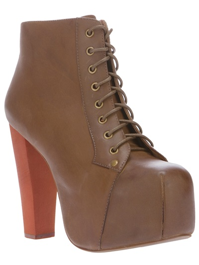 Jeffrey Campbell 'lita' Ankle Boot - Cuccuini - Farfetch.com