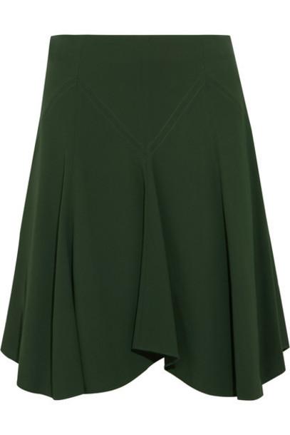 Chloé Chloé - Cady Skirt - Forest green
