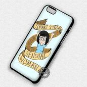 phone cover,iphone 7 case,iphone 7 plus,cartoon,i am strong tina belcher,adventure time,iphone case,iphone 6 case,iphone 5 case,iphone 4 case,iphone 5s,iphone 6 plus,iphone 5c