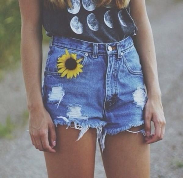 shorts denim shorts light blue shorts shirt blue denim shorts