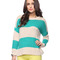 Cozy striped sweater | forever21 - 2015035165