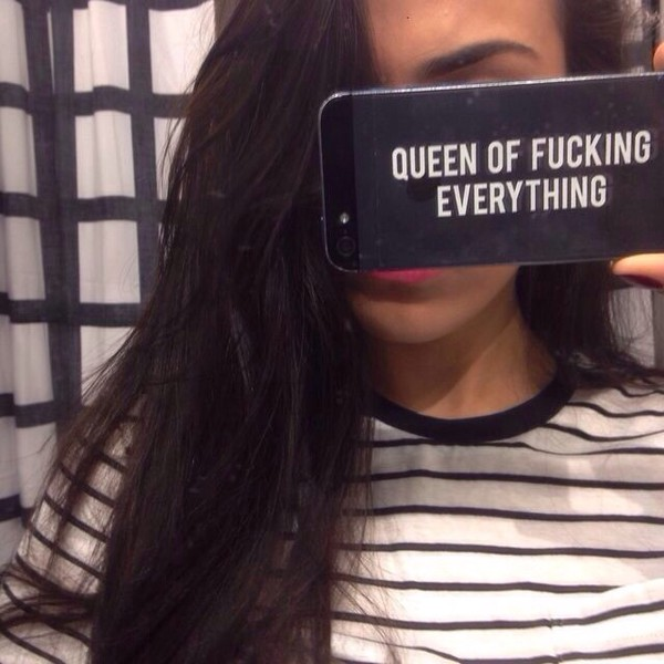 phone cover iphone case iphone 5 case queen black orion carloto phone cover sassy queen of fucking everything cool iphone phone cover phone cover black phone case iphone 4s black and white eveything white nail accessories fabulous everything fashion yee transparent case iphone 6 case iphone cover black heels quote on it help iphone case iphone cover home accessory iphone 6 phone cover