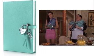 hair accessory gossip girl blair waldorf blue diary