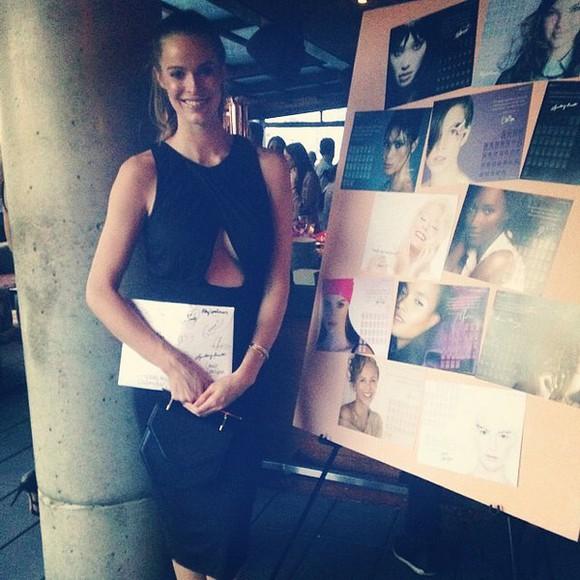 keyhole top halter wrap instagram model robyn lawley keyhole dress