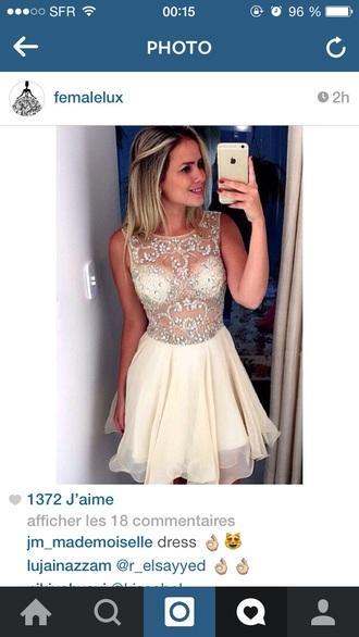 dress white dress white prom dress lace dress