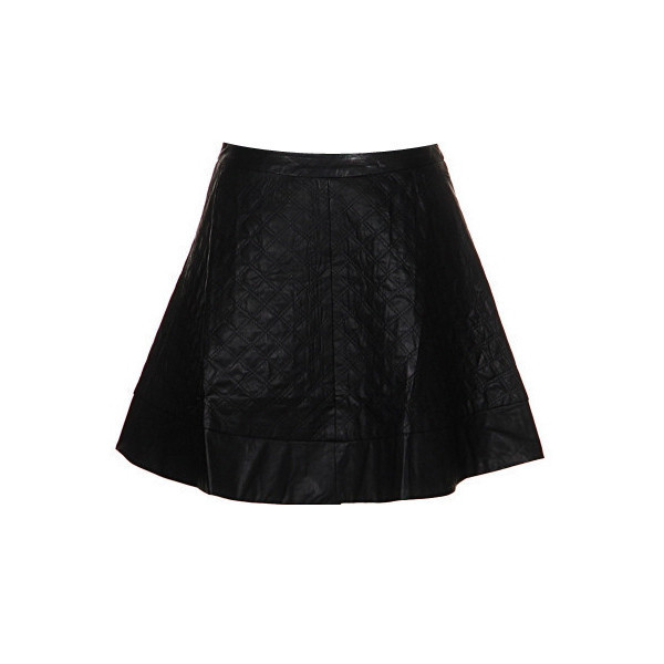 skirt worst behavior leather quilted black mini vanityv vanity row dress to kill rock vogue