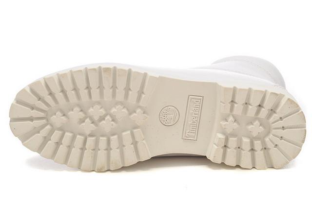 Mens Timberland 6-Inch Premium 10061 Boots White