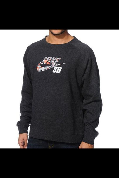 sweater menswear mens sweater style swag nike sweater skater sbs fashion floral t shirt