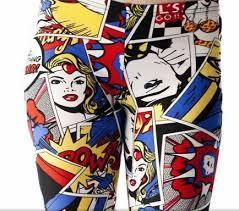 LuliCool — COMIC STRIP LEGGINGS