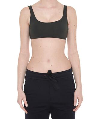 bra dark grey underwear