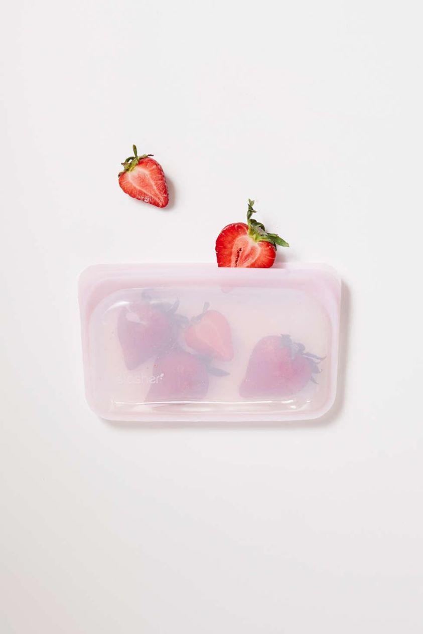 Stasher Small Reusable Silicone Snack Bag