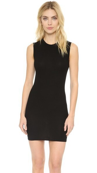 dress mini dress mini sleeveless black