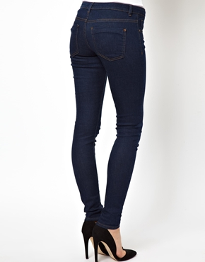 ASOS | ASOS Low Rise Jeans in Clean Indigo at ASOS