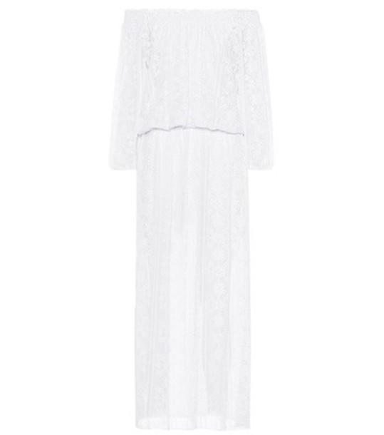 Melissa Odabash dress maxi dress maxi white