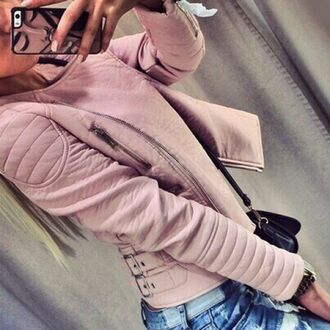 jacket instagram selfie leather jacket rose wholesale streetstyle style