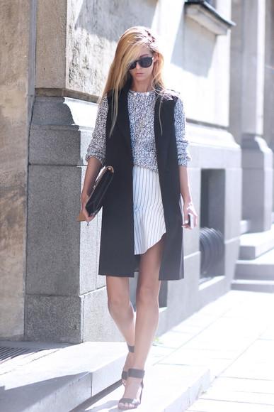 sirma markova bag sunglasses blogger