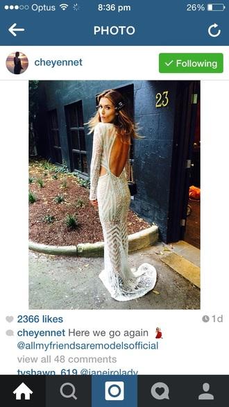 dress long dress steven khalil formal runway dress maxi