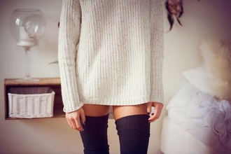 socks sweater cute sweaters