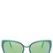 Cutler and gross jade mirror sunglasses