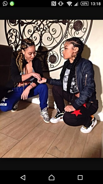 jacket coat bomber jacket india westbrooks dope swag braid nike pants shoes box braids urban