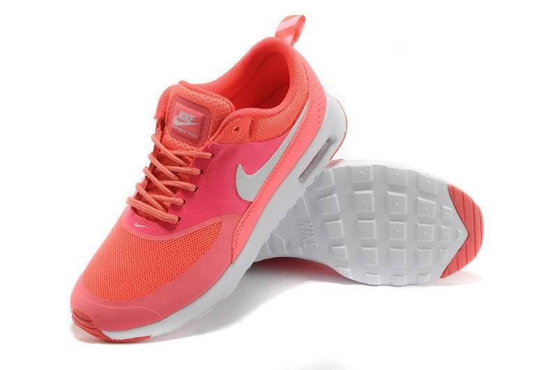 Nike Thea Orange Pink