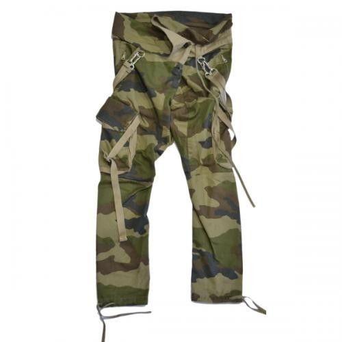 Balmain Homme Camo Parachute Cargo SS11 Jeans Pants Rick RARE Size Large | eBay