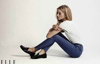 shoes olivia palermo fall outfits loafers