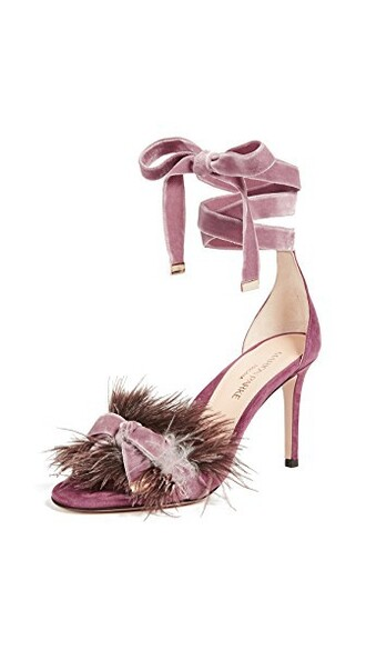sandals rose shoes